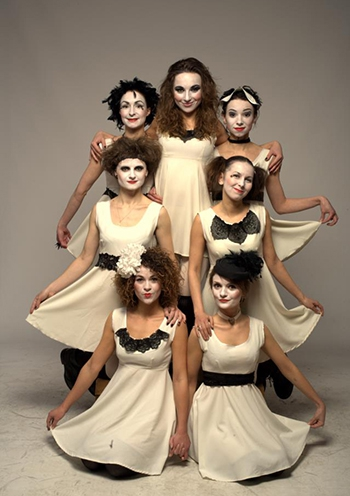 Купить билет на Dakh Daughters Band в Закарпатский драмтеатр Закарпатский драмтеатр