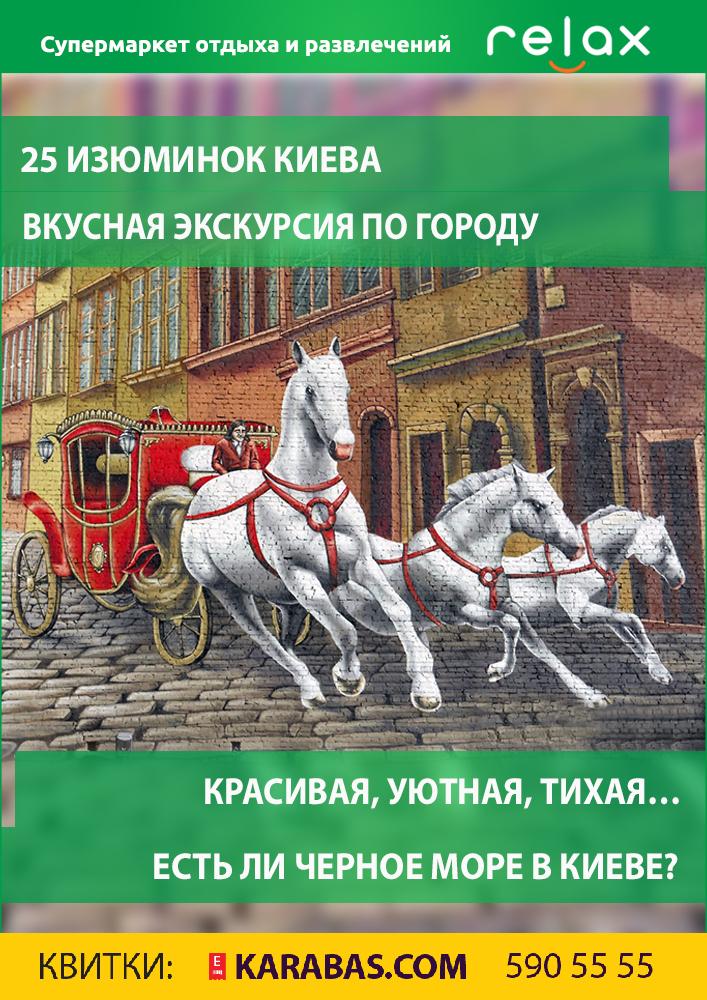 25 изюминок Киева