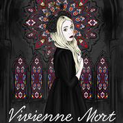 Vivienne Mort з вокальним квартетом