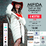 MIFIDA Cherkassy fashion day