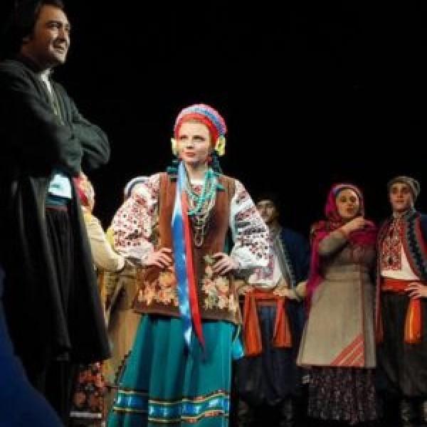 Різдвяна Ніч (театр Кобилянської)