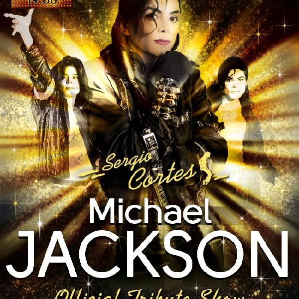 MICHAEL JACKSON. Official Tribute (Sergio Cortes)