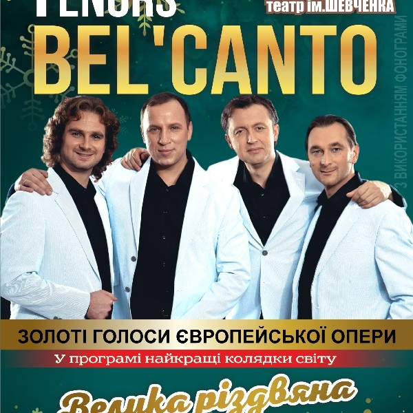 Tenors Bel' Canto
