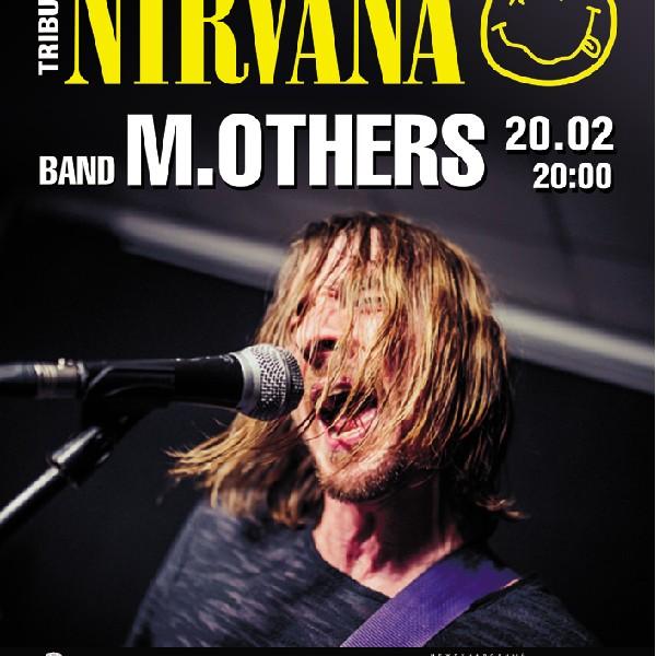 tribute «NIRVANA» - день народження «Kurt Cobain»
