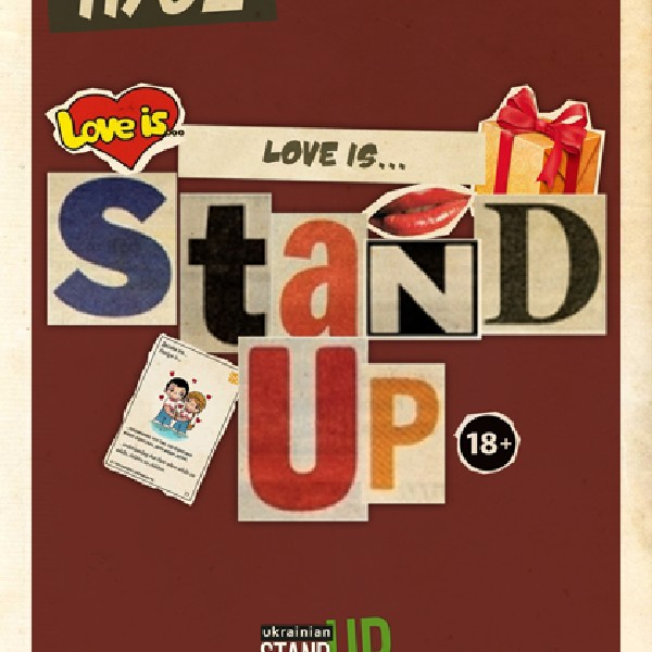Stand-Up Love is...