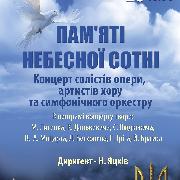 Пам'яті небесної сотні