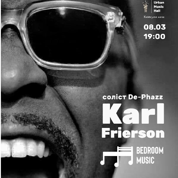 Karl Frierson та Bedroom Music