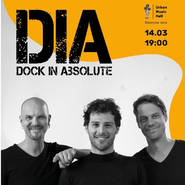 Dock In Absolute та день народження Urban Music Hall