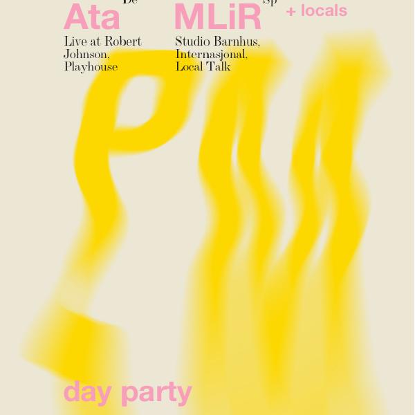 Дневная вечеринка РМ с Ata и MLiR