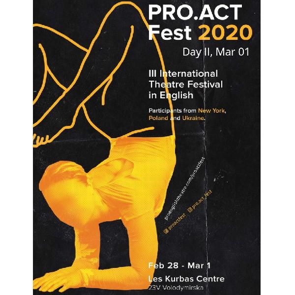 PRO.ACT Fest 2020 (другий день)