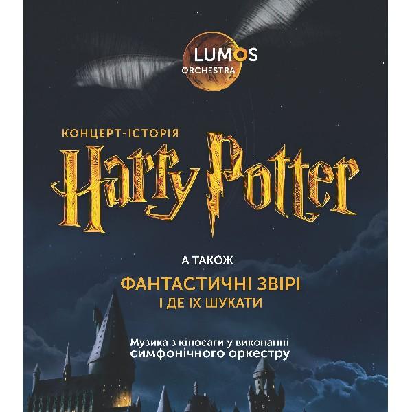 Концерт-історія «Harry Potter»