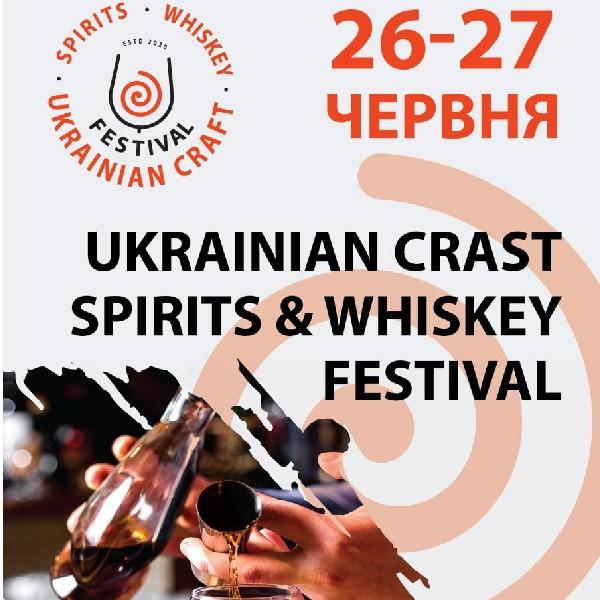 Ukrainian Craft  Spirits and Whiskey