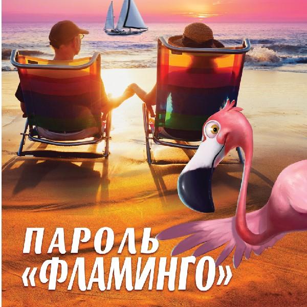 "Пароль ""Фламинго"""