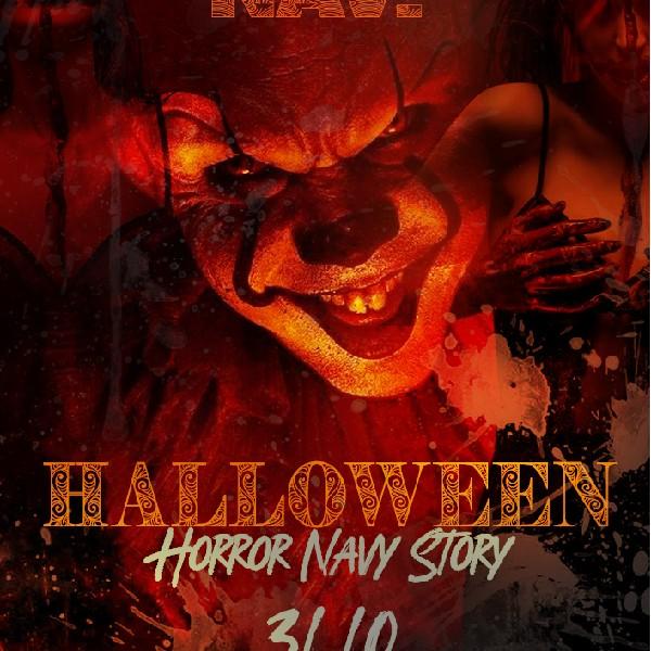 Halloween horror Navy story