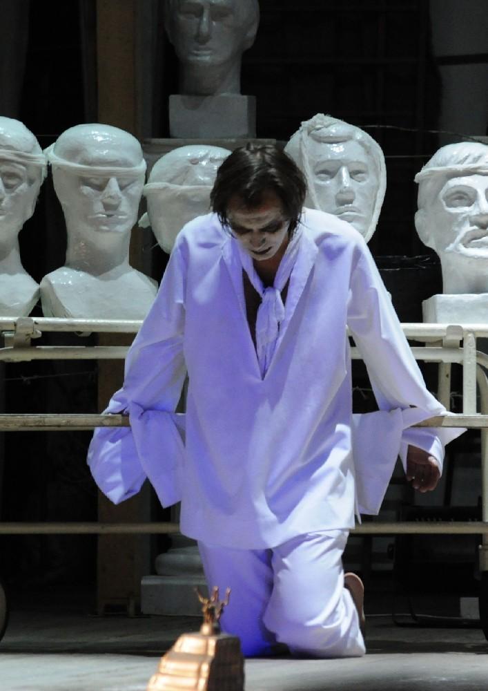 Купить билет на Сумерки богов (ООАРДТ) в Русский театр Русский театр