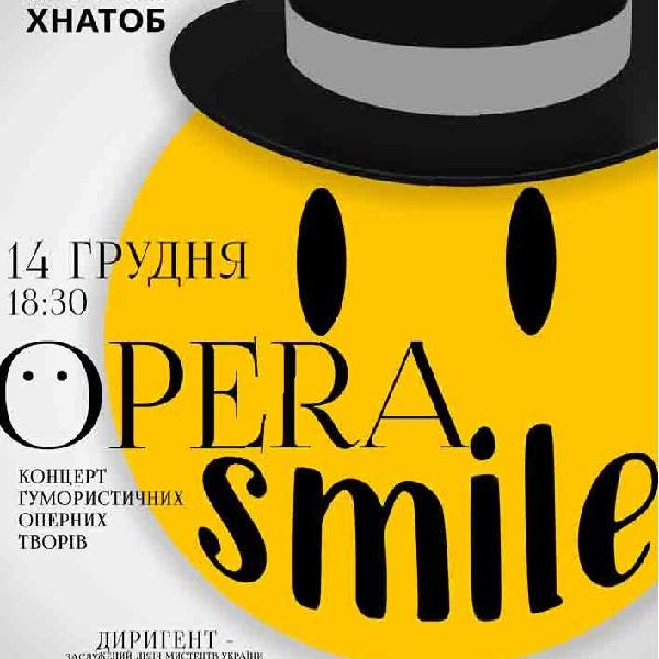 Opera smile