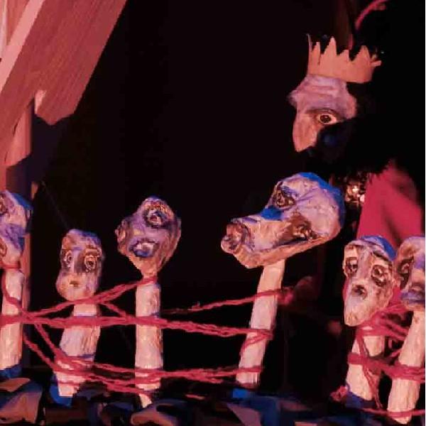 Малый Театр Марионеток. История о Великом Рождении «Драма про Царя Ирода»