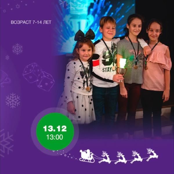 Детская развлекательная игра-викторина «Buzzzinga»