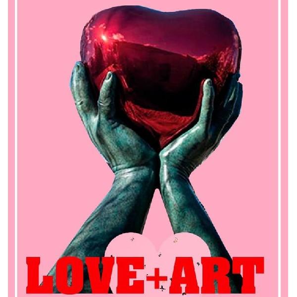LOVE plus ART Сучасна скульптура