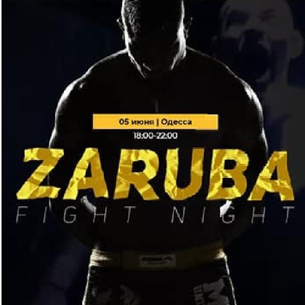 ZARUBA Fight Night 3.0