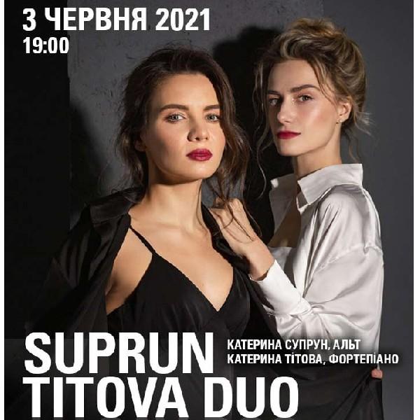 Suprun Titova Duo