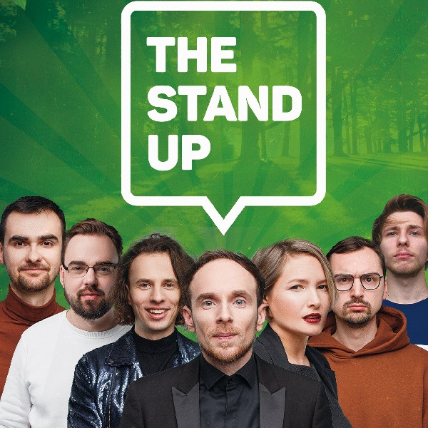 Stand Up на Днепре