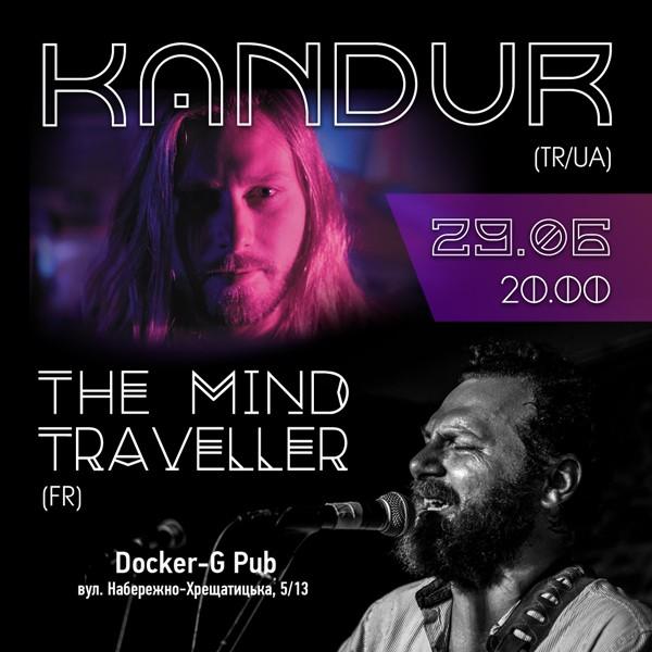 Kandur & The Mind Traveller