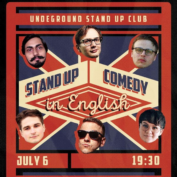 Underground Stand-Up