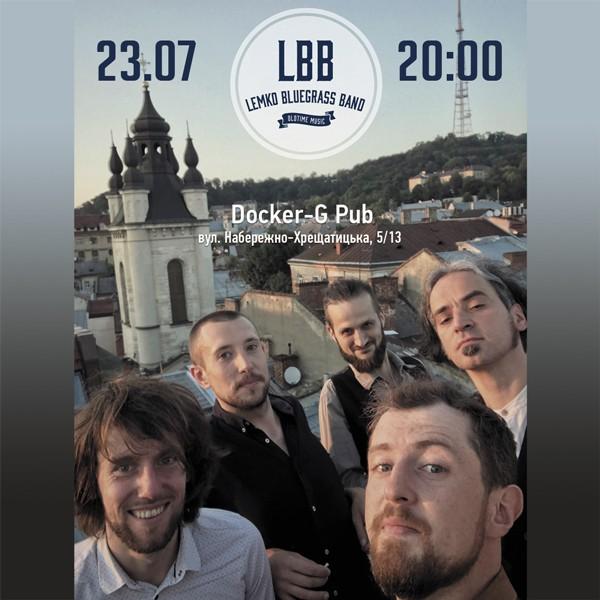 Lemko Bluegrass Band