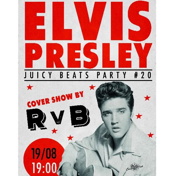 ELVIS: cover-show