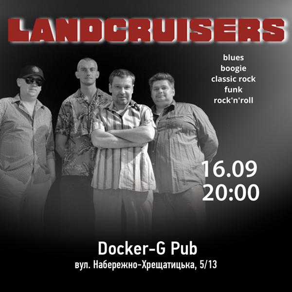 Landcruisers