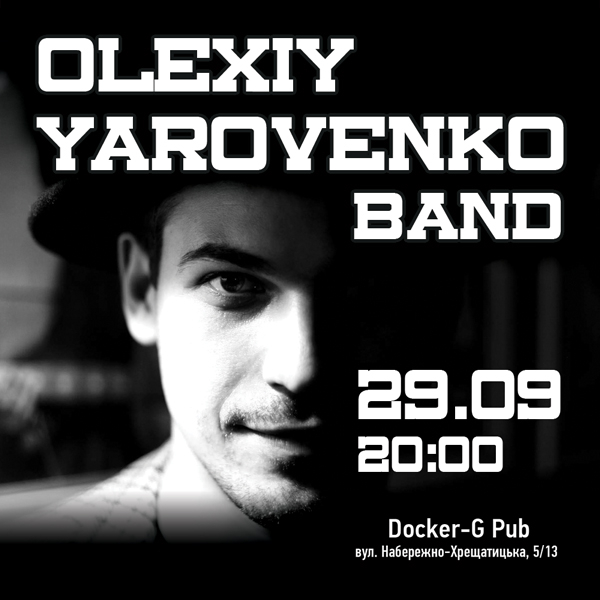Olexiy Yarovenko Band
